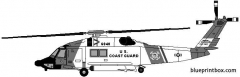 sikorsky hh 60j jayhawk model airplane plan