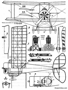 sikorsky s 16 2 model airplane plan