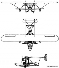 sikorsky s 38 1928 usa model airplane plan