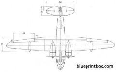 sikorsky s 43 jrs 1 03 model airplane plan