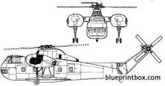 sikorsky s 56 ch 37b mojave model airplane plan