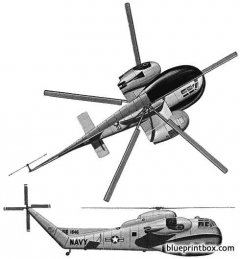 sikorsky s 56 hr2s 1w model airplane plan