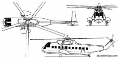 sikorsky s 61n sea king model airplane plan