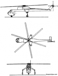 sikorsky s 64 ch 53 model airplane plan