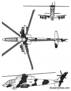 sikorsky s 67 model airplane plan