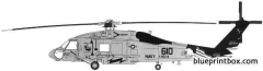sikorsky sh 60f oceanhawk model airplane plan