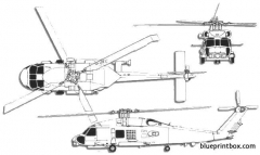 sikorsky uh 70 seahawk model airplane plan