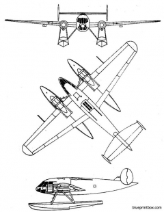 sncase se 400 model airplane plan
