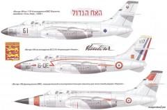 snsaco so4050 vautour iib 5 model airplane plan