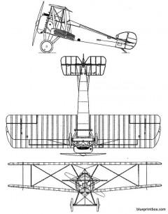 sopwith f 1 camel 2 model airplane plan