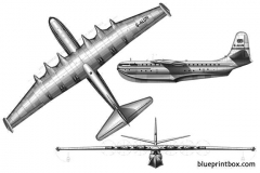 sounders roe saro sr45 princess 2 model airplane plan