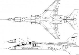 specat jaguar 2 15 model airplane plan