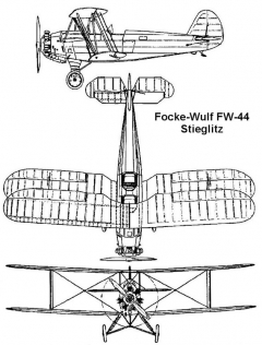 stieglitz 3v model airplane plan
