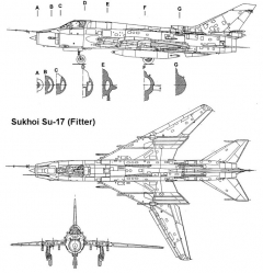 su17 1 3v model airplane plan