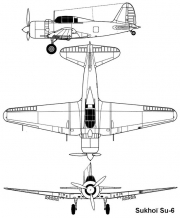 su6 3v model airplane plan
