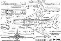 su 17 3 model airplane plan