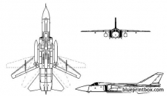 su 24 fencer model airplane plan