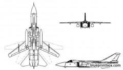 su 24 fencer model airplane plan