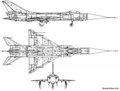 sukhoi su 15 flagon model airplane plan