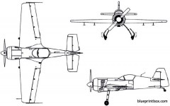 sukhoi su 26 1984 russia model airplane plan