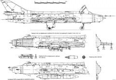 sukhojj su 17m 4 model airplane plan