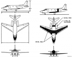 t 39d model airplane plan