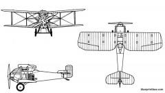 thomas morse mb 3 model airplane plan