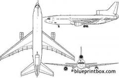 tristar c2 model airplane plan