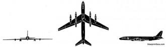 tu 114 cleat model airplane plan