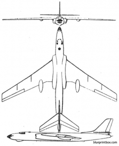 type 39 badger model airplane plan
