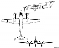 uc 12m model airplane plan