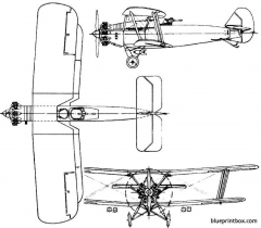 vickers 131 valiant 1927 england model airplane plan
