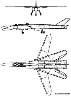 vickers 581 model airplane plan