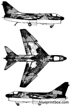 vought a 7d 2 model airplane plan