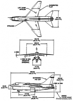 vought a 7f 2 model airplane plan