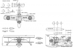 vought o2u 1 model airplane plan