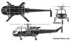 westland wasp hasmk i model airplane plan