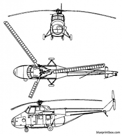 westland whirlwind model airplane plan