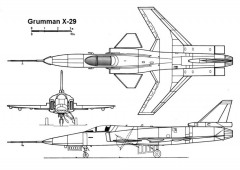 x29 3v model airplane plan