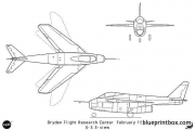 x 5 model airplane plan
