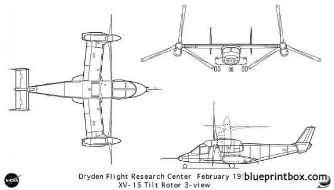 xv 15 model airplane plan