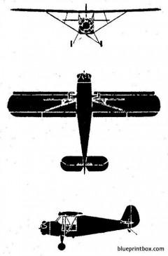 yak 14 model airplane plan