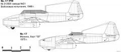 yak 17 2 model airplane plan
