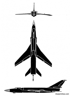 yak 42 backfin model airplane plan