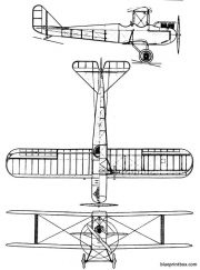 yakovlev air 1 model airplane plan