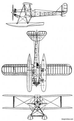 yakovlev air 2 model airplane plan