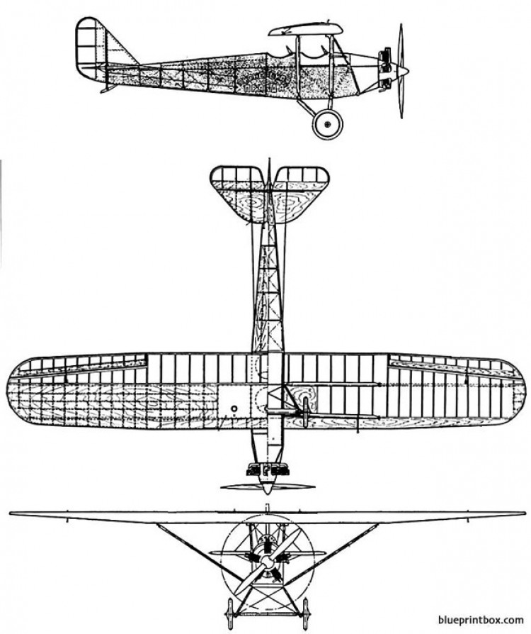 yakovlev air 3 model airplane plan