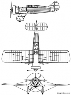 yakovlev air 7 model airplane plan