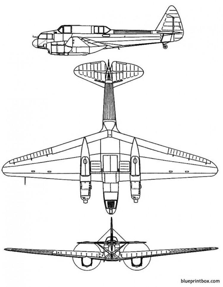 yakovlev ut 3 2 model airplane plan