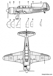 yakovlev yak 11 2 model airplane plan